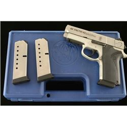 Smith & Wesson 4553TSW .45 ACP SN: TDU6989