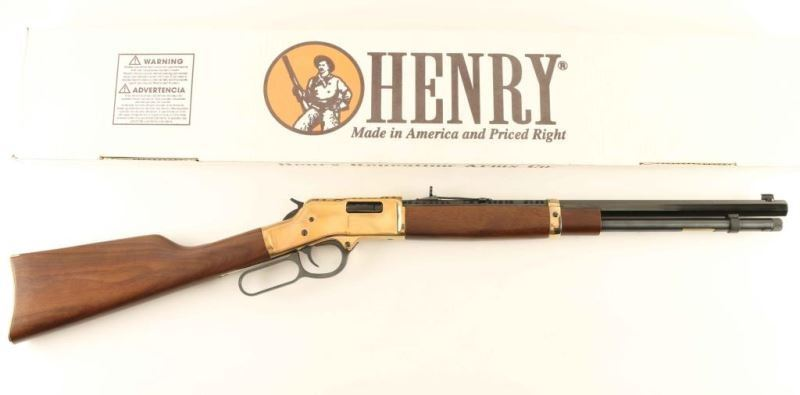 Henry Repeating Arms Big Boy 44 Mag