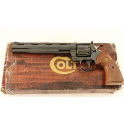 Colt Python Target .38 Spl SN: K08434