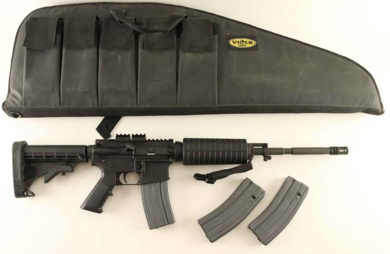 Bushmaster XM15-E2S 5 56mm SN: BFI512618