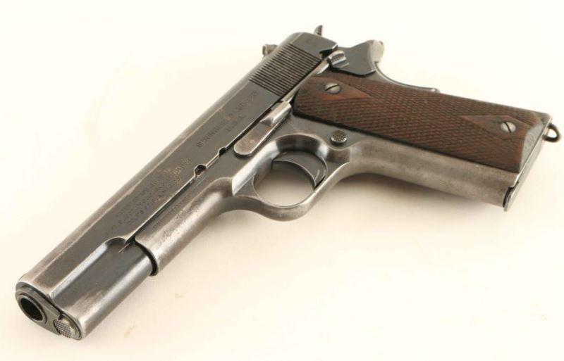 *Colt/Springfield 1911  45 ACP SN: 58930
