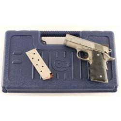 Colt Defender .45 ACP SN: DR16140