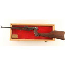 *John Martz P. 38 Carbine 9mm SN: 7986