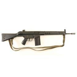Heckler & Koch HK41 A2 .308 SN: 101153