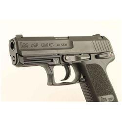 Hecker & Koch USP Compact .40 S&W