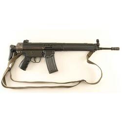 Heckler & Koch HK43 A3 .223 SN: 1001215E