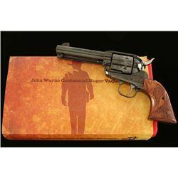 John Wayne Centennial Ruger New Vaquero .45