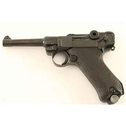 DWM 1920 Police Luger 9mm SN: 73