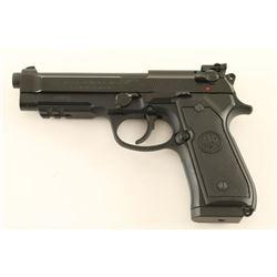 Beretta Model 92A1 9mm SN: K19872Z