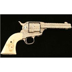 *Weldon Bledsoe Engraved Colt Single Action
