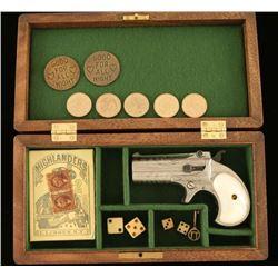 *David Harris Engraved Remington Type 95