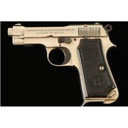 Beretta Model 1934 .380 ACP SN: 910782
