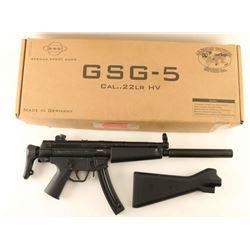 Gsg Gsg-5 .22 Lr Sn: A267009