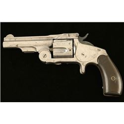 Smith & Wesson Baby Russian .38 SN: 12136