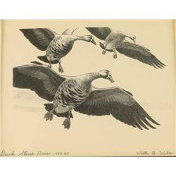 Duck Stamp & Print