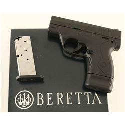 Beretta BU9 Nano 9mm SN: NU105948