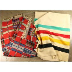 Lot of 2 Blankets