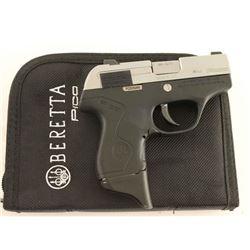 Beretta BU Pico .380 Auto SN: PC028986
