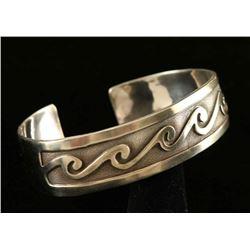 Vintage Navajo Sterling Bracelet