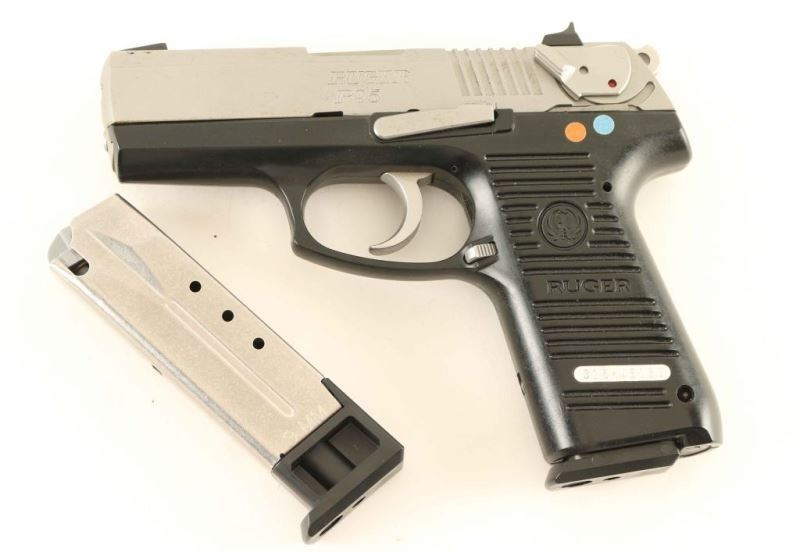 Ruger P95 9mm SN: 315-46182