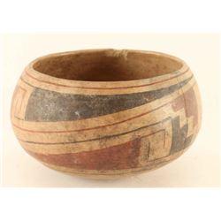 Navajo Polychrome Pot