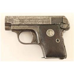 Colt 1908 Vest Pocket .25 ACP SN: 244657