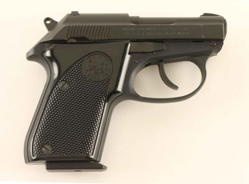 Beretta 3032 Tomcat  32 ACP SN: DAA508007
