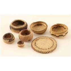 Chemehuevi Miniature Baskets