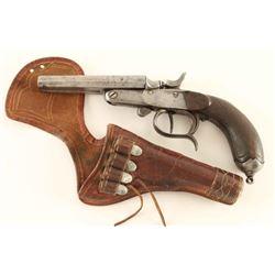 Belgium SxS Pistol .38 cal SN: 26