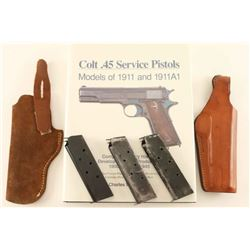 Colt Collector Lot