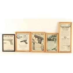 (5) Colt Advertisers