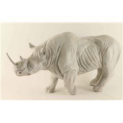 Plaster Rhino