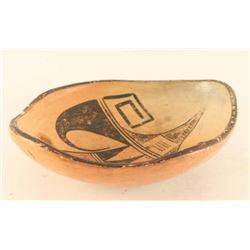 Hopi Pottery Dish
