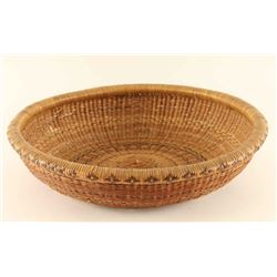 Plains Indian Basket