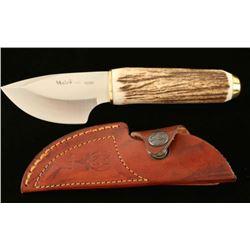 Muela Fury Knife