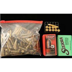 357 Max Brass, Bullets & Ammo