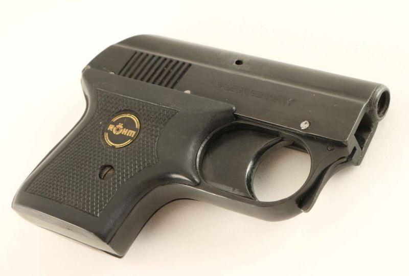 Rohm RG3 Blank Pistol