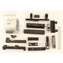Box Lot of Misc. Gun Parts