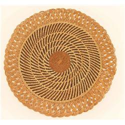 Native American Basket tray