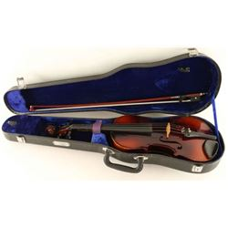Skylark brand violin with case