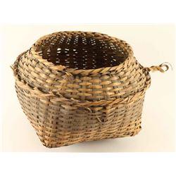 Algonquin Bowl Basket