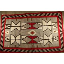 Large Woven Rug