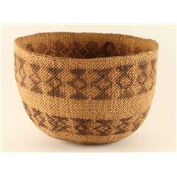 Northern California Pomo Basket
