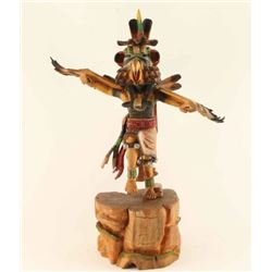 Hopi Kachina Eagle Dancer