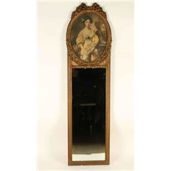 Victorian Full Length Mirror