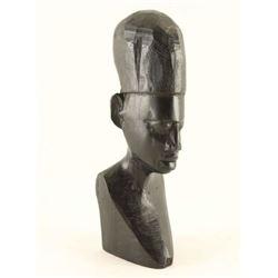 African Wood Art Sculpture