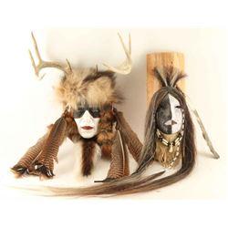Native American Mask Art