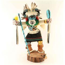 Large Ram Kachina Dancer