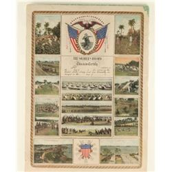 Soldier's Record Poster