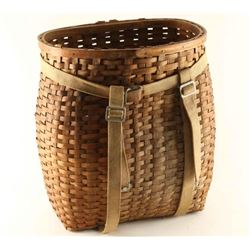 Northeast Coast Burden Basket